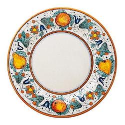 Artistica - Hand Made in Italy - Fruttina: Dessert/Bread Plate - Fruttina Collection
