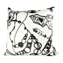 Algiers Stone Throw Pillow -