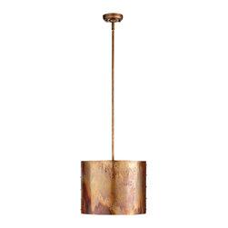 Cyan Design - Mauviel One Light Pendant - Mauviel one light pendant - copper