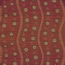 Eclectic Upholstery Fabric by Yoma Textiles