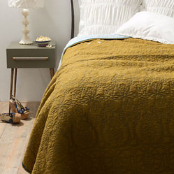 Marseille Coverlet