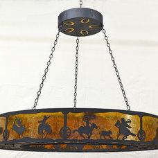 Eclectic Chandeliers by Kiva Lighting