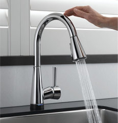 contemporary kitchen faucets by Brizo