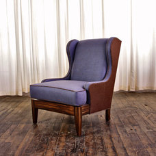Traditional Armchairs by The New Traditionalists