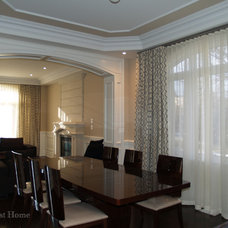 Traditional Curtains by Julia West Home