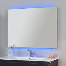 Modern Bathroom Mirrors by Macral Design Corp.