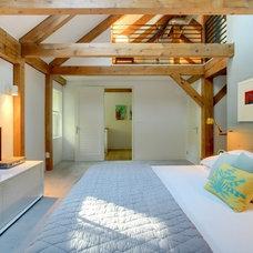 Bedroom by Workshop/apd