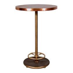 GILANI - Eclectic Bar Tables -