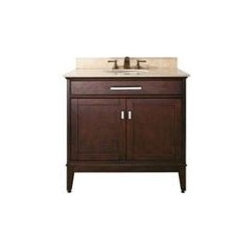 Avanity Madison 36 In. Vanity - The Madison Collection combines function with style.