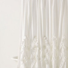 Contemporary Shower Curtains by Anthropologie