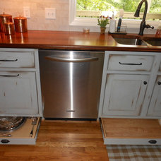 Rustic Kitchen Products by Counter Dimensions