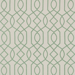 """Loloi Rugs - Loloi Rugs Felix Collection - Ivory / Emerald, 7'-6"""" x 9'-6"""" - With bold patterns and fun color options, Felix is an ideal collection for any modern interior. These simple, geometricdesigns are printed in India onto an all-cotton surface, creating a look that's casual but still eye-catching."""