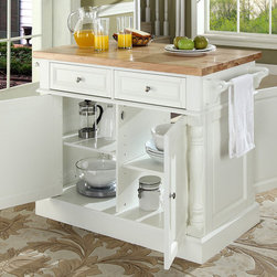 Kitchen Islands, Carts and Pantry Furniture : Find Rolling Carts, Worktables and Pantries Online