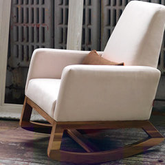 modern rocking chairs by Monte Design