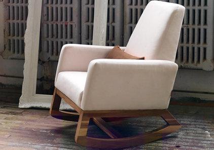 Modern Rocking Chairs by Monte Design