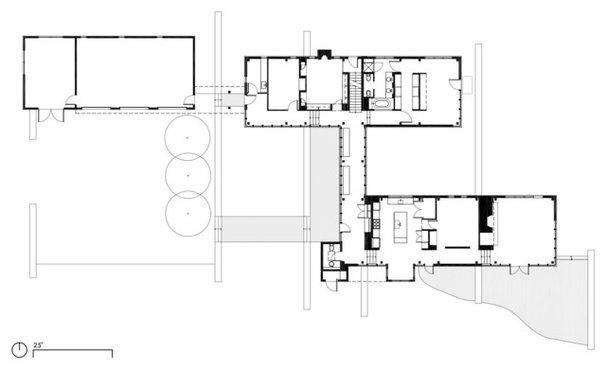 Modern Floor Plan by Princeton Architectural Press