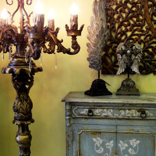 Traditional Candleholders by Childress Old World Furniture, Corp