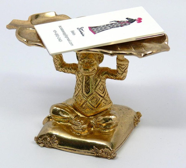 Asian Desk Accessories by Beth Connolly