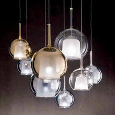 Contemporary Ceiling Lighting Penta Glo