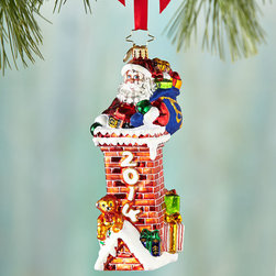 """Christopher Radko - Tight Fit Christmas Ornament - Christopher RadkoTight Fit Christmas OrnamentDetailsMade of glass.Hand painted.6""""T.Made in Poland.Designer About Christopher RadkoFor more than 20 years Christopher Radko has been designing and producing handmade ornaments gifts and home decor for every special occasion and season that the calendar brings. His creations have become collectors' items favored gifts and keepsakes among those who give and receive them in celebration of life's milestones and memorable occasions."""
