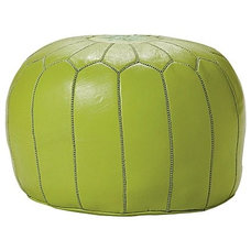 Eclectic Floor Pillows And Poufs by Serena & Lily