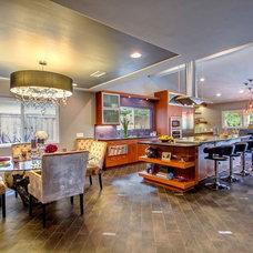 Modern  by Jackson Design & Remodeling