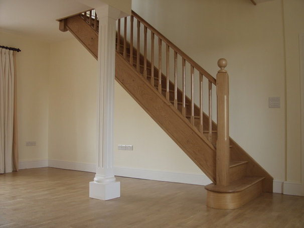 Traditional Ladders And Step Stools by Britannia Joinery