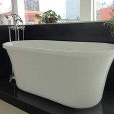 Asian Bathtubs by GreenGoods Enterprise