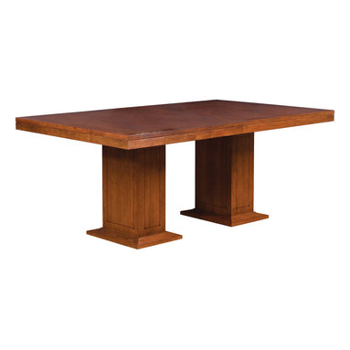 Stickley Dining Table 91-2053-2LVS -