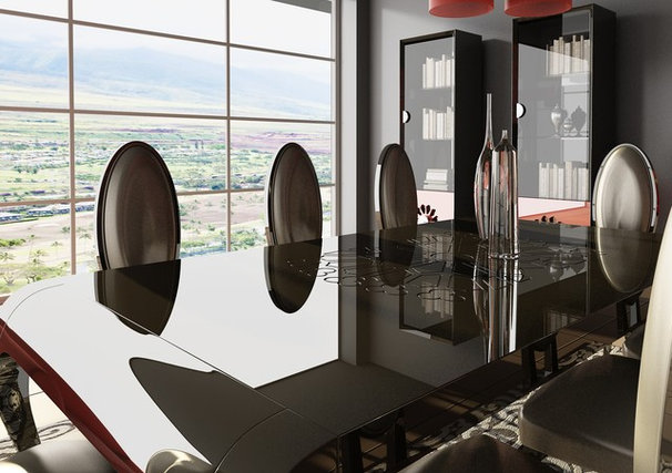 Contemporary Dining Tables by Macral Design Corp