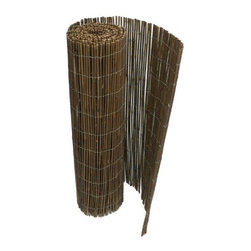 Gardman USA - Bamboo Fencing High 13' x 5' - Features: