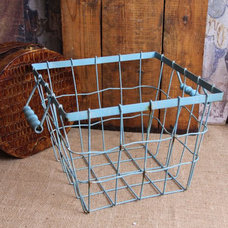 Eclectic Baskets by Timeless Settings