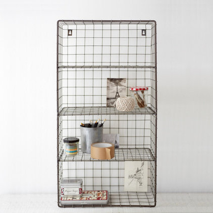 Contemporary Wall Shelves by Cox & Cox