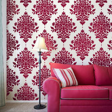 Eclectic Wall Stencils by Janna Makaeva/Cutting Edge Stencils
