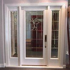 Front Doors Designer Glass Entry Doors and Sidelights