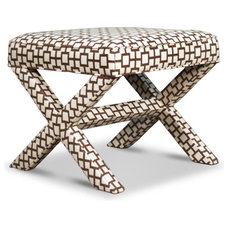 Modern Indoor Benches by Jonathan Adler