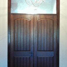 Contemporary  by IllumiNation Window & Doors Co.