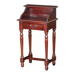 Sterling Industries - Bishop Wood Writing Desk - Bishop Wood Writing Desk