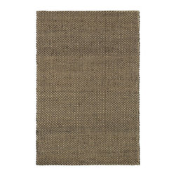"""Loloi Rugs - Loloi Rugs Eco Collection- Brown, 5' x 7'-6"""" - Once just a niche for the environmentally conscious, natural fiber rugs like the Eco Collection have become a popular choice for their raw elegance. Hand woven of 100% jute from India, Eco delivers a fashionable and easy-to-place look at a value price."""