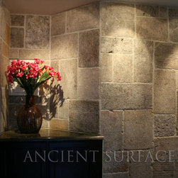 Antique Bathrooms Wall Tiles and Stones - Image by 'Ancient Surfaces'