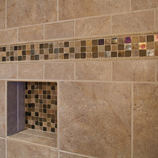 Traditional Bathroom by Colorful Concepts Interior Design
