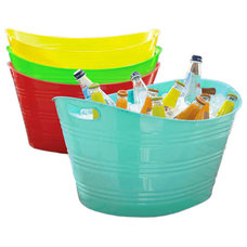 Eclectic Ice Tools And Buckets   by Organize-It