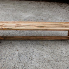 Traditional Outdoor Benches by Etsy