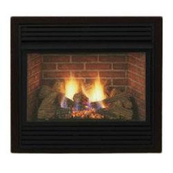Monessen - Monessen DFS36NVC 36 Fireplace with 24 Triple Play - Monessen DFS36NVC 36 Fireplace with 24 Triple Play