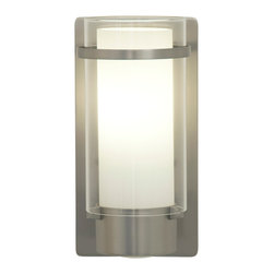 DVI LIghting - Dvi Lighting DVP9062CH-OP Wall Sconce - DVI Lighting DVP9062CH-OP Wall Sconce