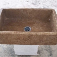 Traditional Kitchen Sinks by RusticSinks