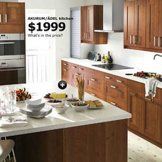 Contemporary Kitchen Cabinetry Kitchens