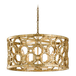 Regatta Chandelier by Corbett Lighting