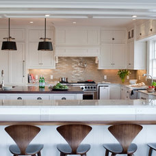 Contemporary Kitchen by Studio Swann | Custom Kitchens & Baths