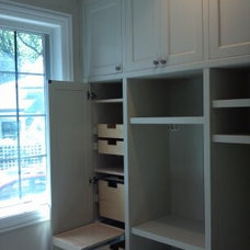 Traditional Closet by Spatial Alterations LLC
